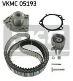 Set pompa apa+curea dintata SKF VKMC 05193