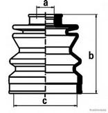 Ansamblu burduf, articulatie planetara HERTH BUSS JAKOPARTS J2888000