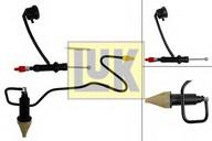 Chit pompa/receptor, ambreiaj LuK 513 0032 10