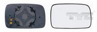 Sticla oglinda, oglinda retrovizoare exterioara TYC 337-0042-1