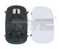 Sticla oglinda, oglinda retrovizoare exterioara FIAT Doblo I Cargo (223) 1.6 16V (223ZXD1A) (76KW / 103CP)TYC 309-0055-1