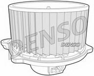 Ventilator, habitaclu DENSO DEA41012