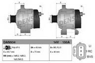 Generator/alternator DENSO DAN934