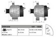 Generator/alternator DENSO DAN1009