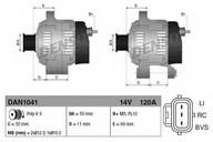 Generator/alternator DENSO DAN1041