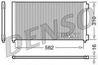 Condensator, climatizare DENSO DCN09102