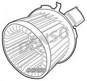 Ventilator, habitaclu DENSO DEA21003