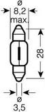 OSRAM 6428