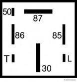 Unitate de control, bujii incandescente HERTH BUSS ELPARTS 75614059