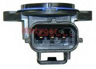 senzor, pozitie clapeta acceleratie METZGER 0904007
