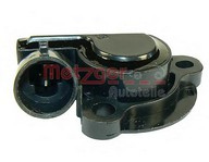 senzor, pozitie clapeta acceleratie METZGER 0904003