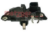 Regulator, alternator METZGER 2390001