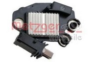 Regulator, alternator METZGER 2390036