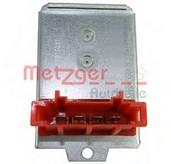 Rezistor, ventilator habitaclu METZGER 0917031
