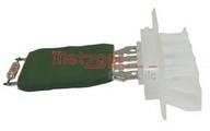 Rezistor, ventilator habitaclu METZGER 0917075