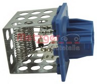 Rezistor, ventilator habitaclu METZGER 0917112