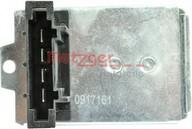 Rezistor, ventilator habitaclu METZGER 0917161