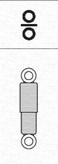 Amortizor MAGNETI MARELLI 357010080000