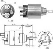 Solenoid, electromotor MAGNETI MARELLI 940113050010