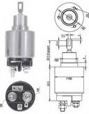 Solenoid, electromotor MAGNETI MARELLI 940113050126