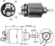 Solenoid, electromotor MAGNETI MARELLI 940113050434