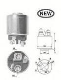 Solenoid, electromotor MAGNETI MARELLI 940113050540