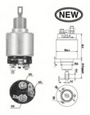 Solenoid, electromotor MAGNETI MARELLI 940113050557